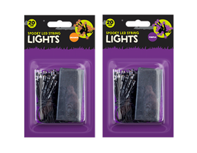 Halloween String Lights - 20 LED