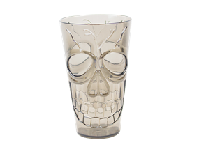 Halloween Terrifying Tumbler