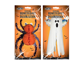 Wholesale Halloween Honeycomb Decoration | Gem Imports Ltd