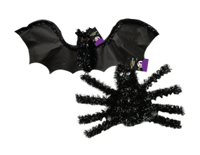Wholesale Halloween Creepy Tinsel Decorations | Gem Imports Ltd