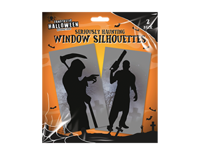 Wholesale Halloween Window Silhouettes | Gem Imports Ltd