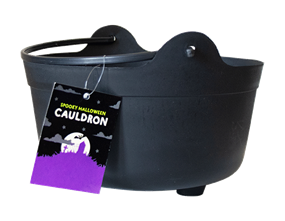 Wholesale Halloween Cauldron | Gem Imports Ltd