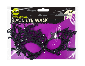 Wholesale Enchanting Lace Eye Masks | Gem Imports Ltd