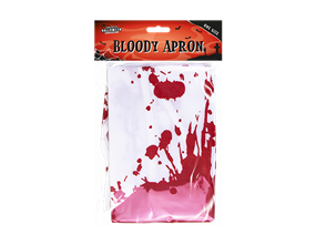 Wholesale Bloody Apron | Gem Imports Ltd