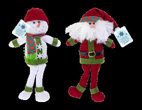 Wholesale Hanging Christmas Character Decoration | Gem Imports Ltd