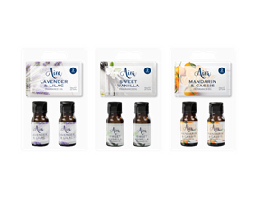 Fragrance Oils 10ml - 2 Pack