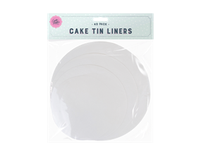 Wholesale Cake Tin Liners | Gem Imports Ltd
