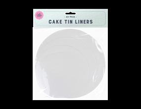 Wholesale Cake Tin Liners | Gem Imports Ltd