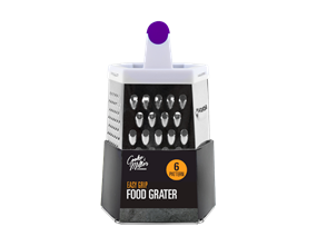 Six Sided Food Grater