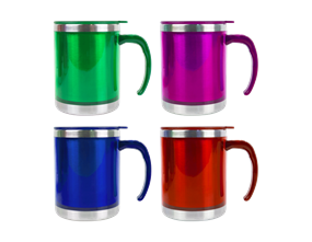 Wholesale Insulated Travel Mug With Lid | Gem Imports Ltd