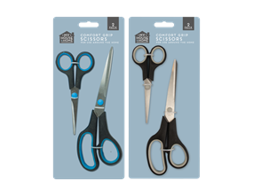 Wholesale Comfort Grip Scissors | Gem Imports Ltd