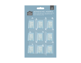 Wholesale  Adhesive Hooks | Gem Imports Ltd