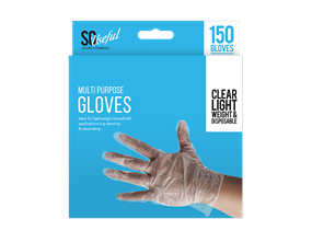 Multi Purpose Gloves - 150 Pack