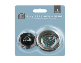 Wholesale Sink Strainer & Plug Sets | Gem Imports Ltd