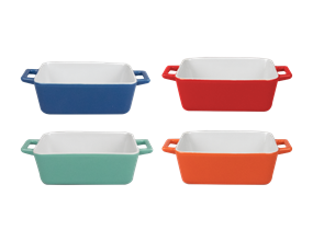 Wholesale Oval Stoneware Baking Dishes | Gem Imports Ltd