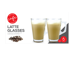 Wholesale Latte Glasses | Gem Imports Ltd