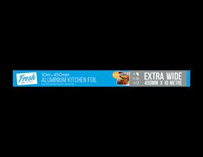 Wholesale Extra Wide Aluminium Kitchen Foil   Gem Imports Ltd