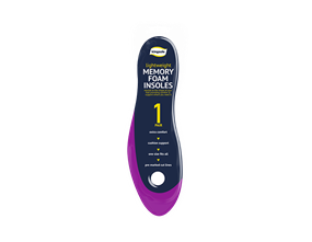 Wholesale Memory Foam Insoles | Gem Imports Ltd
