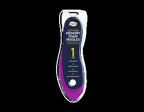 Wholesale Memory Foam Insoles | Gem Imports Ltd