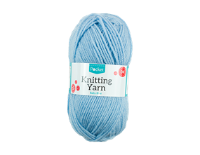 Baby Blue Knitting Yarn 50g