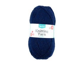 Navy Blue Knitting Yarn 50g