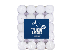 Wholesale Tea Light Candles | Gem Imports Ltd