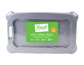 Wholesale Food Storage Boxes With Vents | Gem Imports Ltd