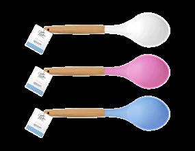 Wholesale Pastel Mixing Spoons | Gem Imports Ltd