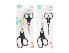 Wholesale Floral Pattern Scissors | Gem Imports Ltd