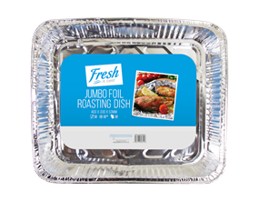 Jumbo Foil Roasting Dish