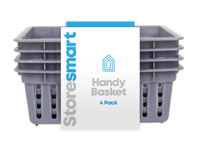 Wholesale Plastic Handy Baskets | Gem Imports Ltd