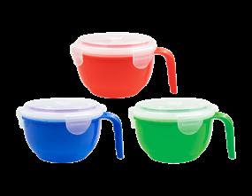 Wholesale Microwaveable Food Bowls | Gem Imports Ltd