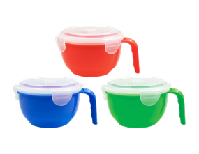 Wholesale Microwaveable Food Bowls | Gem Imports Ltd