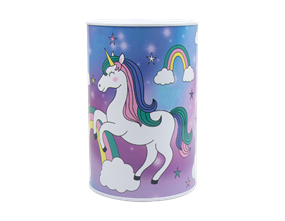 Wholesale Unicorn Money Tins | Gem Imports Ltd