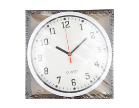 Wholesale White Wall Clocks | Gem Imports Ltd