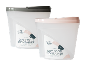 Wholesale Jumbo Dry Food & Cereal Containers | Gem Imports Ltd