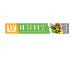 Wholesale Cling Film 50m | Gem Imports Ltd