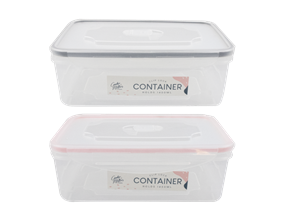 Clip Lock Container 1450ml Trend