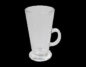 Tall Latte Glass 300ml