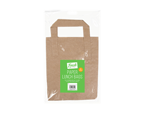 Paper Lunch Bag 6PK