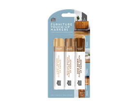 Furniture Touch Up Markers 3PK