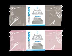 Foldable Fabric Storage Organiser 16 Pocket