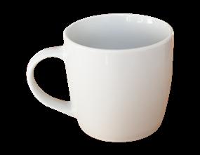 Drum Mug White 360ML