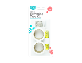 Hemming Tape Kit - 2 Rolls
