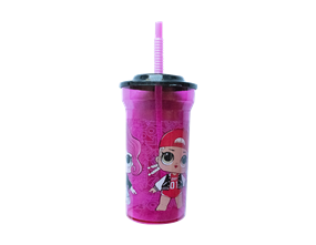 Wholesale LOL Surprise Straw Tumblers | Gem Imports Ltd