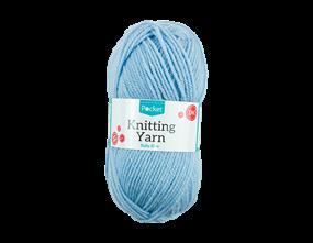 Wholesale Acrylic Baby Blue Knitting Yarn | Gem Imports Ltd