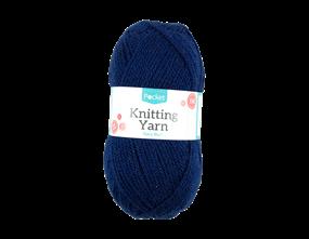Wholesale Acrylic Navy Blue Knitting Yarn | Gem Imports Ltd