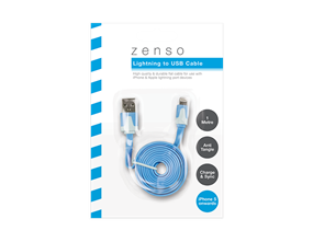 Wholesale iPhone Flat USB Cables | Gem Imports Ltd