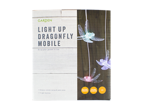 Wholesale Light Up Dragon Fly Mobiles | Gem Imports Ltd