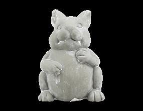 Wholesale Cement Rabbit and Owl Decor | Gem Imports Ltd